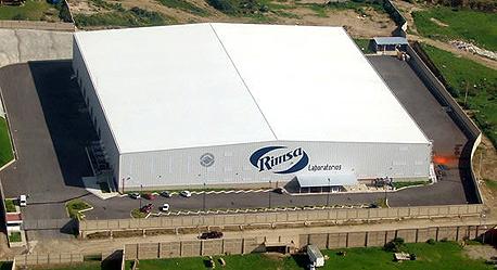 מפעלי רימסה במקסיקו. טבע רכשה את רימסה ב־2.3 מיליארד דולר וגילתה כי רומתה ושוויה פעוט