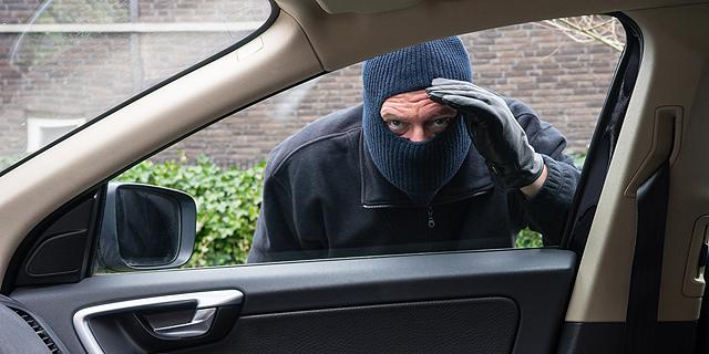 גנבי הרכב מתעוררים: עלייה של 10% בגניבות מתחילת השנה
