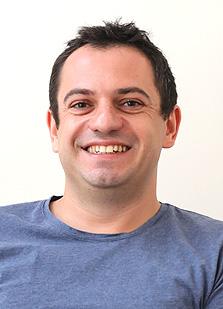"""דני שטיינברג, מייסד וסמנכ""""ל שיווק Workey"""