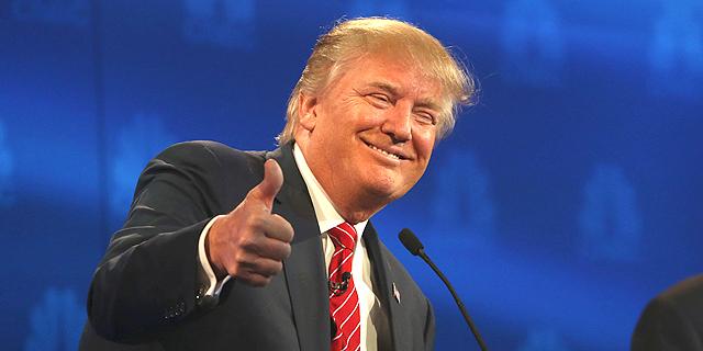 דונלד טראמפ, צילום: רויטרס