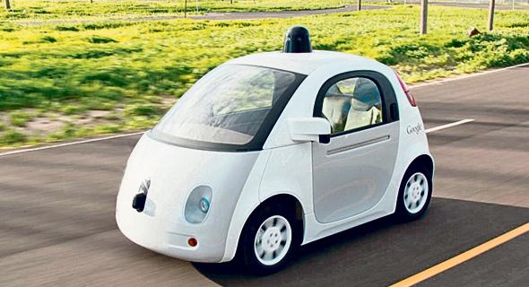 מגזין טכנולוגי 9.11.16 רכב אוטונומי של גוגל, צילום : גוגל
