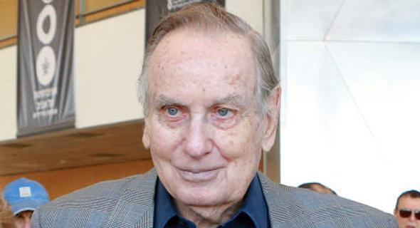 זלמן שובל, מבעלי בנק ירושלים. בן 88, נשוי ואב לשלושה, גר בתל אביב, צילום: דנה קופל