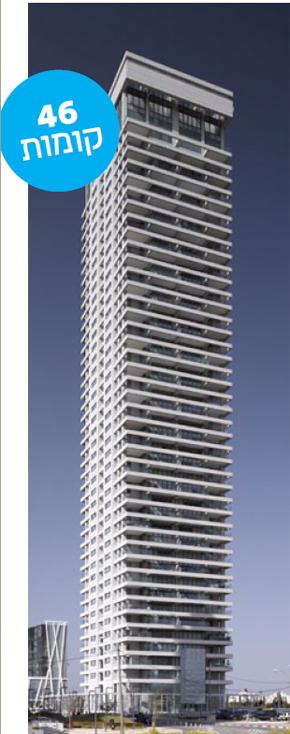 מגדל W ברחוב נסים אלוני