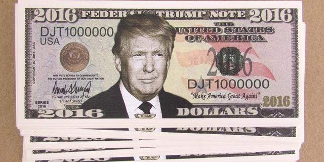 מטראמפ טאואר ועד מותג הוודקה: כמה באמת שווה הנשיא הנבחר?