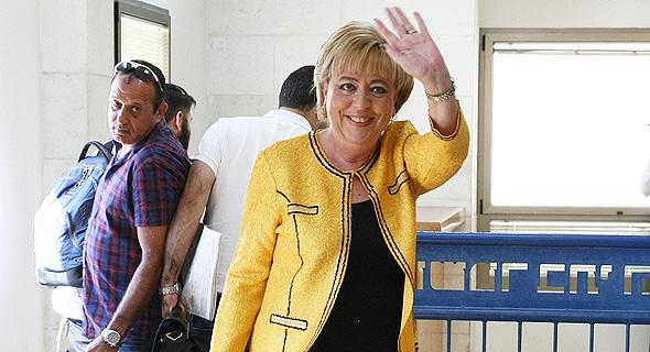 ראשת עיריית נתניה מרים פיירברג, צילום: אוראל כהן