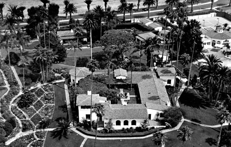 ביתו של ניקסון באורנג