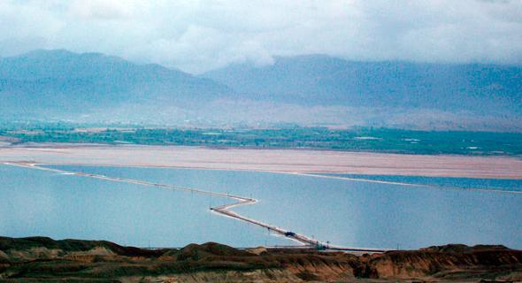 ים המלח, צילום: כתרי מעוז