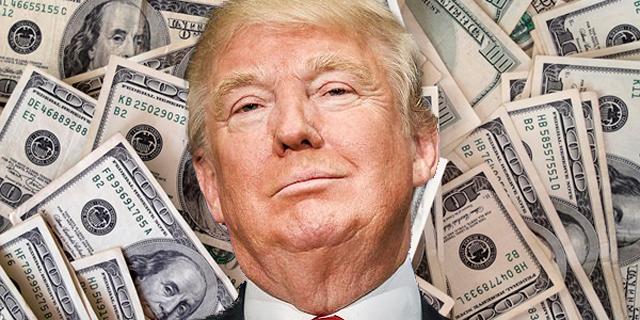 """תחקיר של הניו יורק טיימס: """"טראמפ סייע לאביו להעלים מסים וקיבל במתנה 413 מיליון דולר"""""""