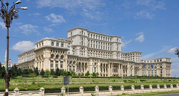 ארמון בבוקרשט (ארכיון)