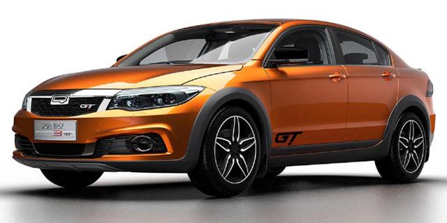 קורוס מציגה רכב חשמלי ומכונית כביש שטח משפחתית