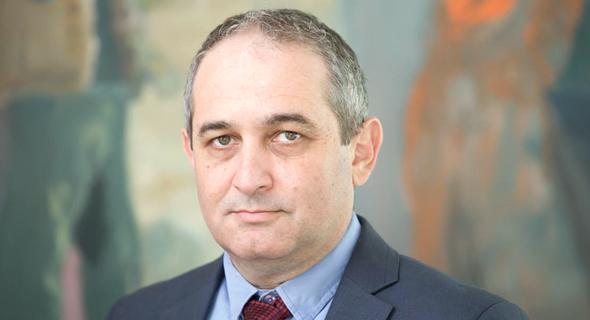 אסף שהם, מנהל חטיבת השקעות במגדל  , צילום: אוראל כהן