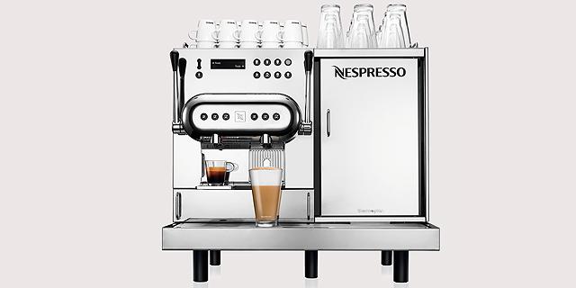 מכונת קפה של נספרסו