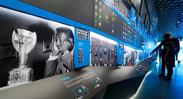 """מוזיאון פיפ""""א, צילום: איי אף פי"""