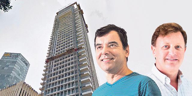 מייסדי מובילאיי רכשו דירות במגדל מאייר ב־110 מיליון שקל