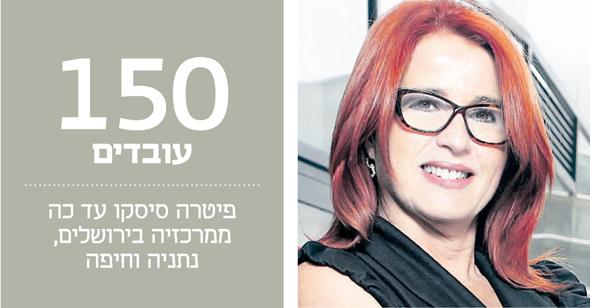 יעל וילה, מנהלת מרכז הפיתוח בישראל, צילום: אוריאל כהן