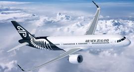 חברת תעופה אייר ניו זילנד הטובות בעולם, צילום: airbus