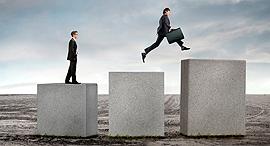 קידום התקדמות קריירה משרד מנהל בוס, צילום: שאטרסטוק
