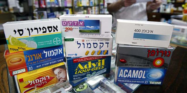 משרדי הבריאות והכלכלה יקימו מטה משותף להורדת מחירי התרופות ללא מרשם