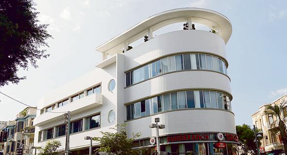 מלון הבוטיק פולי האוס בתל אביב, צילום: עמית שעל