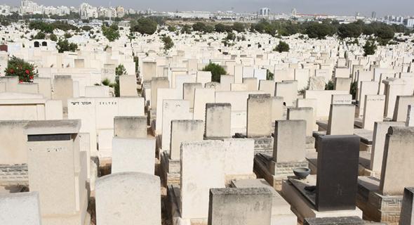 בית קברות (ארכיון), צילום: שאול גולן