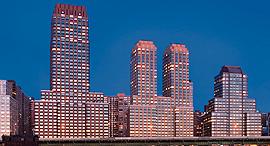 טראמפ פלייס מנהטן שדרות ריברסייד ניו יורק, צילום: equityapartments