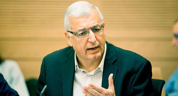 """מנכ""""ל רשות האוכלוסין שלמה מור יוסף, צילום: עומר מסינגר"""