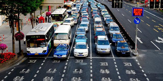עליבאבא וטנסנט נכנסות לשוק התחבורה השיתופית בהשקעה של 1.5 מיליארד דולר