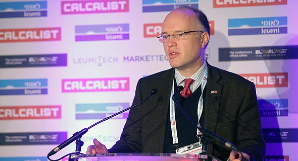 ליאם מקסוול, היועץ הראשי לטכנולוגיה של ממשלת בריטניה , צילום: אוראל כהן