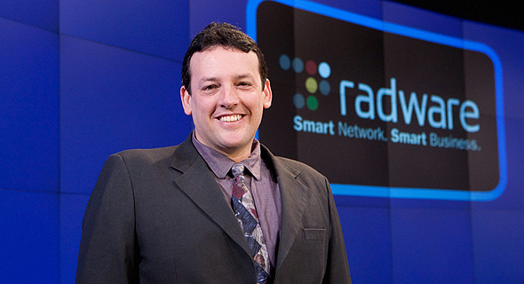 Radware CEO Roy Zisapel. Photo: PR