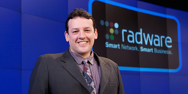 Radware CEO Roy Zisapel. Photo: PR