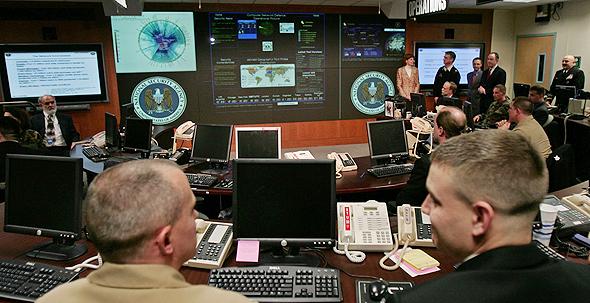 """חמ""""ל ניטור תקשורת של ה-NSA"""