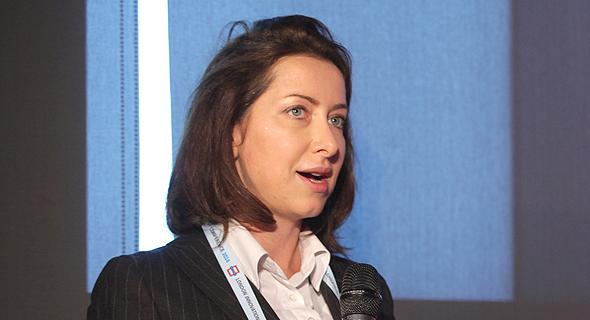קלאודיה דה אנטוני, מנהלת השקעות  בוירג'ין מנגמנט, צילום: אוראל כהן
