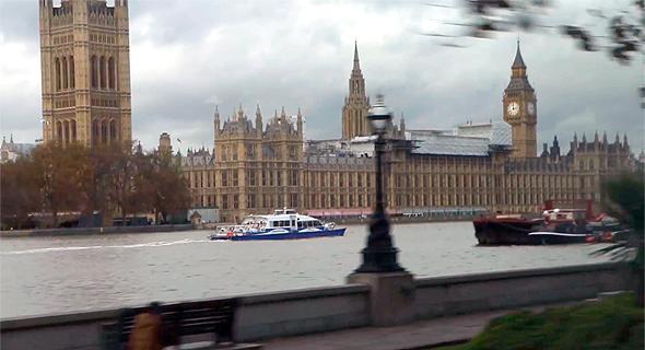 London. Photo: Amit Sha'al