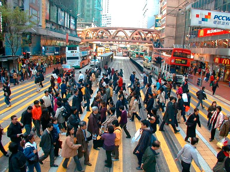 קוזווי ביי בהונג קונג