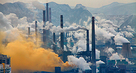 מפעלים בסין, צילום: cc by Andreas Habich