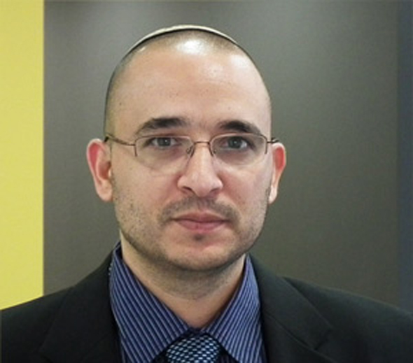 קובי בן נעים מנהל בכיר מחקר סייבר CyberArk Labs, צילום סייברארק