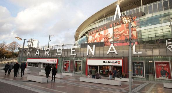 אצטדיון ארסנל בלונדון