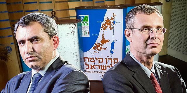 """השרים לוין ואלקין מטרפדים החלת ביקורת המדינה על קק""""ל: """"לא יקום ולא יהיה"""""""