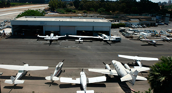 שדה התעופה של הרצליה