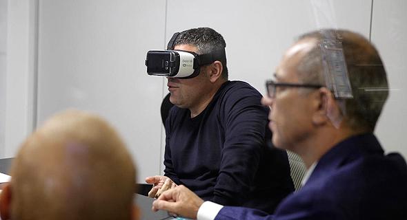 מפגש יזמים ומשקיעים טדי שגיא, צילום: אוראל כהן