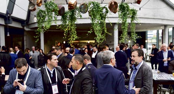 יזמים ומשקיעים בוועידת לונדון