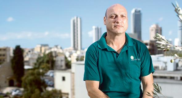 """איתמר בן דוד, ראש הוועדה מחוזית חיפה. """"הצפיפות בתוכנית נמוכה יחסית"""""""