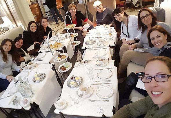 נשות ועידת לונדון של כלכליסט, צילום: הדס אבטליון