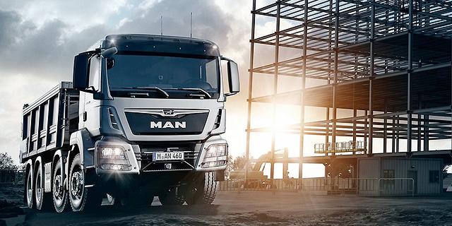 דלק רכב חתמה על מזכר הבנות לשיווק משאיות מאן בישראל בשווי 120 מיליון שקל