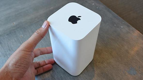 אפל נתב AirPort, צילום: Apple