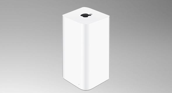 AirPort אפל נתב, צילום: Apple