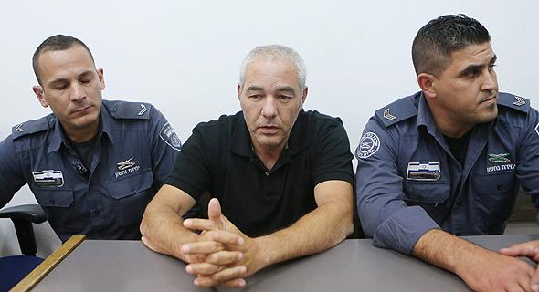 רונאל פישר בבית המשפט בחודש נובמבר האחרון