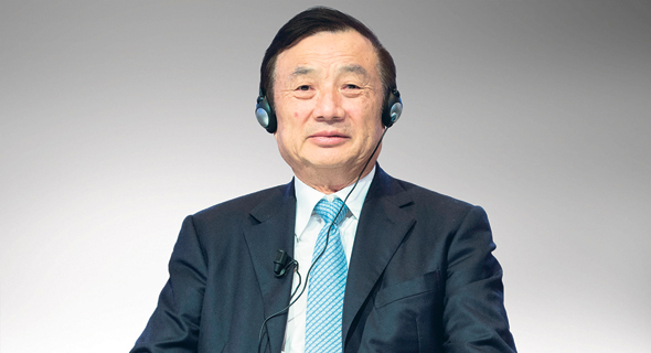 Huawei founder and CEO Ren Zhengfei. Photo: EPA