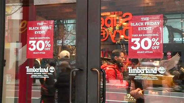 """בארה""""ב מתכוננים לגידול במכירות ב""""בלק פריידיי"""""""