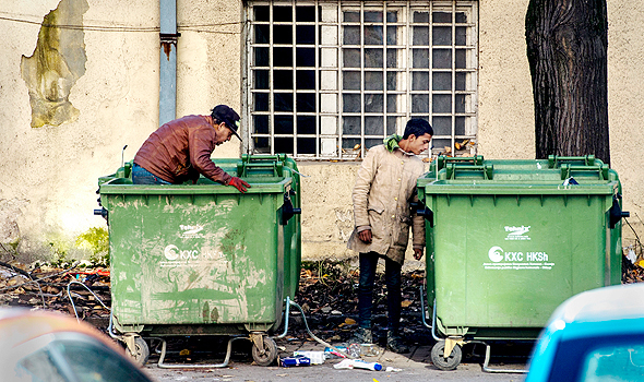 Garbage (illustration). Photo: API